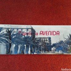 Postales: POSTAL ALMERÍA FOTOGRÁFICA PANORAMICA PUBLICIDAD PAPELERÍA AVENIDA. Lote 219053821