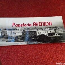 Postales: POSTAL ALMERÍA FOTOGRÁFICA PANORÁMICA ESCUELA FORMACIÓN PROFESIONAL PUBLICIDAD PAPELERÍA AVEN. Lote 219054522