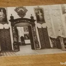 Postales: POSTAL ANTIGUA DE GRANADA SACRISTÍA DE LA CARTUJA. Lote 219178701