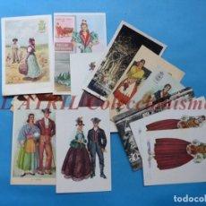Postales: HUELVA Y PROVINCIA - 19 BONITAS POSTALES, VER FOTOS ADICIONALES. Lote 219421790