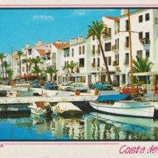 Cartes Postales: (1008) MARBELLA. PUERTO BANUS. Lote 219435107