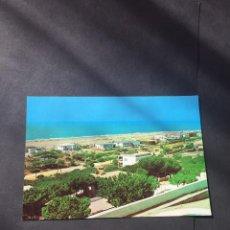 Postales: POSTAL DE HUELVA - PLAYA MAZAGON - BONITAS VISTAS - LA DE LA FOTO VER TODAS MIS POSTALES. Lote 219681450
