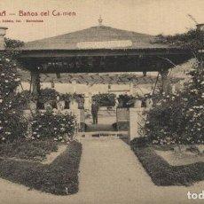 Cartes Postales: MÁLAGA. BAÑOS DEL CARMEN. ANDALUCIA ESPAÑA. Lote 219817130