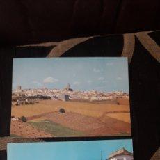 Postales: DOS ANTIGUAS POSTALES DE PORCUNA, JAÉN. Lote 220251192