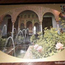 Cartes Postales: Nº 38807 POSTAL GRANADA GENERALIFE. Lote 220390832