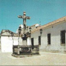 Postales: ANTIGUA Y RARA POSTAL DE CORDOBA PLAZA CRISTO DE LOS FAROLES FORMATO 21 X 17 CM. Lote 220410802