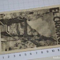 Postales: ANTIGUA / DIFÍCIL POSTAL CIRCULADA - MÁLAGA / EL CHORRO - DIBUJO DE A. FERNÁNDEZ FENOY ¡MIRA!. Lote 220426915