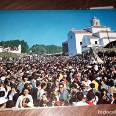 Postales: Nº 38895 POSTAL ROMERIA DEL ROCIO HUELVA. Lote 220450995