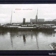 Postales: POSTAL VISTA DE MALAGA-EDICIÓN RAFAEL TOVAR DE MALAGA-NUEVA SIN CIRCULAR .. Lote 221443853
