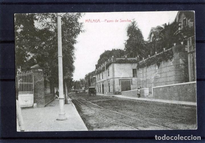 POSTAL VISTA DE MALAGA-EDICIÓN RAFEL TOVAR DE MALAGA-NUEVA SIN CIRCULAR . (Postales - España - Andalucía Antigua (hasta 1939))