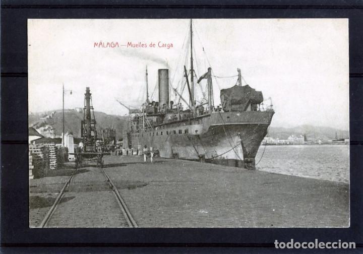 POSTAL VISTA DE MALAGA-EDICIÓN RAFAEL TOVAR DE MALAGA - NUEVA SIN CIRCULAR . (Postales - España - Andalucía Antigua (hasta 1939))