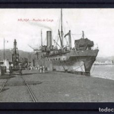 Postales: POSTAL VISTA DE MALAGA-EDICIÓN RAFAEL TOVAR DE MALAGA - NUEVA SIN CIRCULAR .. Lote 221447972