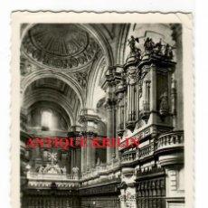 Postales: JAEN Nº 13 CATEDRAL , CORO Y ORGANO .- EDICIONES ARRIBAS. Lote 221595808