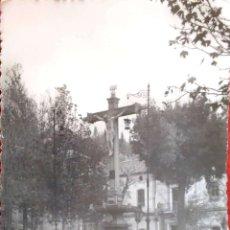 Postales: GRANADA. 114 CRISTO DE LOS FAROLES. HAE. NUEVA. BLANCO/NEGRO. Lote 221635586