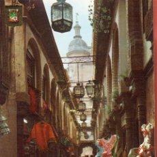 Postales: VESIV POSTAL GRANADA Nº48 ALCAICERIA MERCADO DE ARTESANIA. Lote 221640280