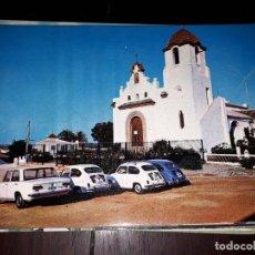 Postales: Nº 39319 POSTAL IGLESIA DE PUNTA UMBRIA HUELVA. Lote 221644487