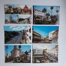 Postales: 6 POSTALES DE JEREZ DE LA FRONTERA AÑOS 60.. Lote 221704861