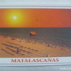 Postales: POSTAL DE MATALASCAÑAS ( HUELVA ), COSTA DE LA LUZ. Lote 221706705