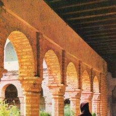 Postales: VESIV POSTAL MONASTERIO DE LA RABIDA Nº15 CLAUSTRO. Lote 221736881