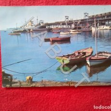 Postales: RIOTINTO MUELLE DE RIO TINTO 5 HUELVA POSTAL C18. Lote 221799203