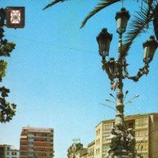 Postales: VESIV POSTAL LINARES Nº32 GLORIETA DE LOS MARQUESES DE LINARES. Lote 221867416