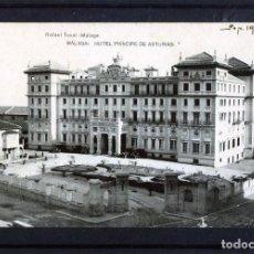 Postales: POSTAL VISTA DE MALAGA-EDICIÓN RAFAEL TOVAR DE MALAGA-NUEVA SIN CIRCULAR .. Lote 221883096