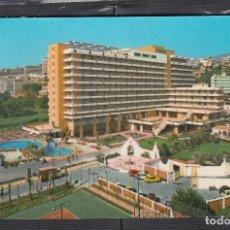Postales: 1128. TORREMOLINOS. HOTEL DON PABLO. Lote 221956996