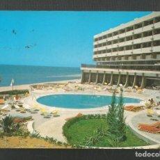 Postales: POSTAL CIRCULADA - MATALASCAÑAS 3 - HOTEL TIERRA MAR - HUELVA - EDITA SANPI. Lote 221992937