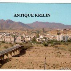 Postales: TURRE / ALMERIA Nº 1 VISTA PARCIAL Y RIO DE AGUAS / EDICIONES ARRIBAS. Lote 221996172