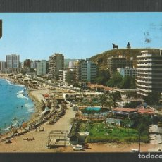 Cartes Postales: POSTAL CIRCULADA - FUENGIROLA 4 - CLUB NAUTICO Y PLAYA - EDITA ESCUDO DE ORO. Lote 221999687