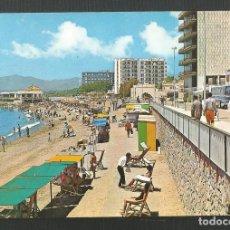 Postales: POSTAL CIRCULADA - MARBELLA 15 - PASEO MARITIMO - MALAGA - EDITA GARCIA GARRABELLA. Lote 222409737