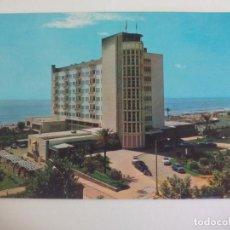 Postales: POSTAL HOTEL PEZ ESPADA. 936. COSTA DEL SOL. TORREMOLINOS MALAGA, SIN CIRCULAR. . POST CARD. Lote 222622260