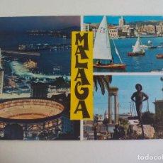 Postales: POSTAL MALAGA. 1614. 1974.BV. ESCRITA. POST CARD. Lote 222668585