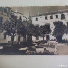 Postales: POSTAL SEVILLA. 41. PLAZA DE DOÑA ELVIRA. BARRIO SANTA CRUZ. EDICIONES SICILIA 19. ESCRITA POST CARD. Lote 222677003