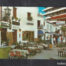 Postales: 1491.- TORREMOLINOS- LA NOGALERA. BARRIO ANDALUZ. Lote 222739647