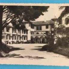 Postales: TARJETA POSTAL DE ALGECIRAS - HOTEL CRISTINA.. Lote 223745797