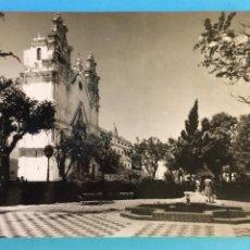 Postales: TARJETA POSTAL DE CÁDIZ - IGLESIA CONVENTO NTRA SRA DEL CARMEN.. Lote 223747091