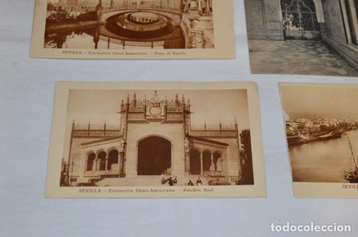 Postales: Serie de 10 postales - SEVILLA - Antiguas, buen estado, sin circular - ¡Mira fotos! - Foto 13 - 224361010