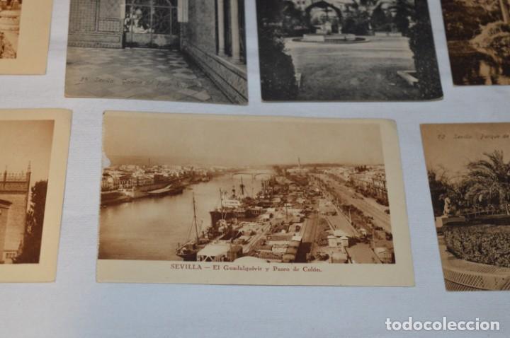 Postales: Serie de 10 postales - SEVILLA - Antiguas, buen estado, sin circular - ¡Mira fotos! - Foto 14 - 224361010