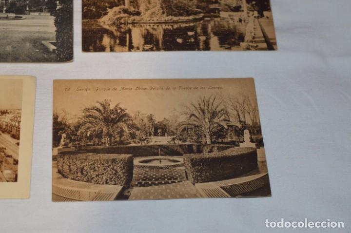 Postales: Serie de 10 postales - SEVILLA - Antiguas, buen estado, sin circular - ¡Mira fotos! - Foto 15 - 224361010