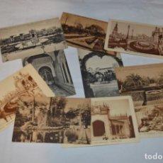 Postales: SERIE DE 10 POSTALES - SEVILLA - ANTIGUAS, BUEN ESTADO, SIN CIRCULAR - ¡MIRA FOTOS!. Lote 224361010