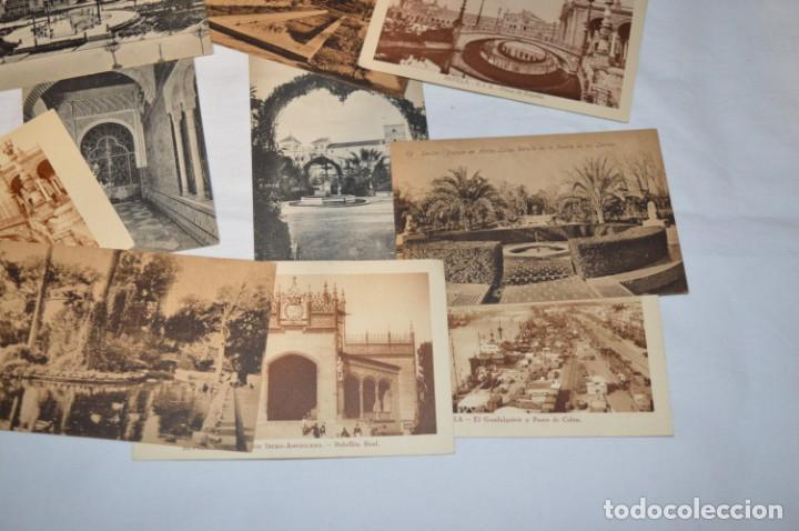 Postales: Serie de 10 postales - SEVILLA - Antiguas, buen estado, sin circular - ¡Mira fotos! - Foto 5 - 224361010