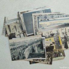 Postales: LOTE DE 96 TARJETAS POSTALES, SEVILLA CAPITAL ( EL CORREO ) REPRODUCCIONES. Lote 224400307