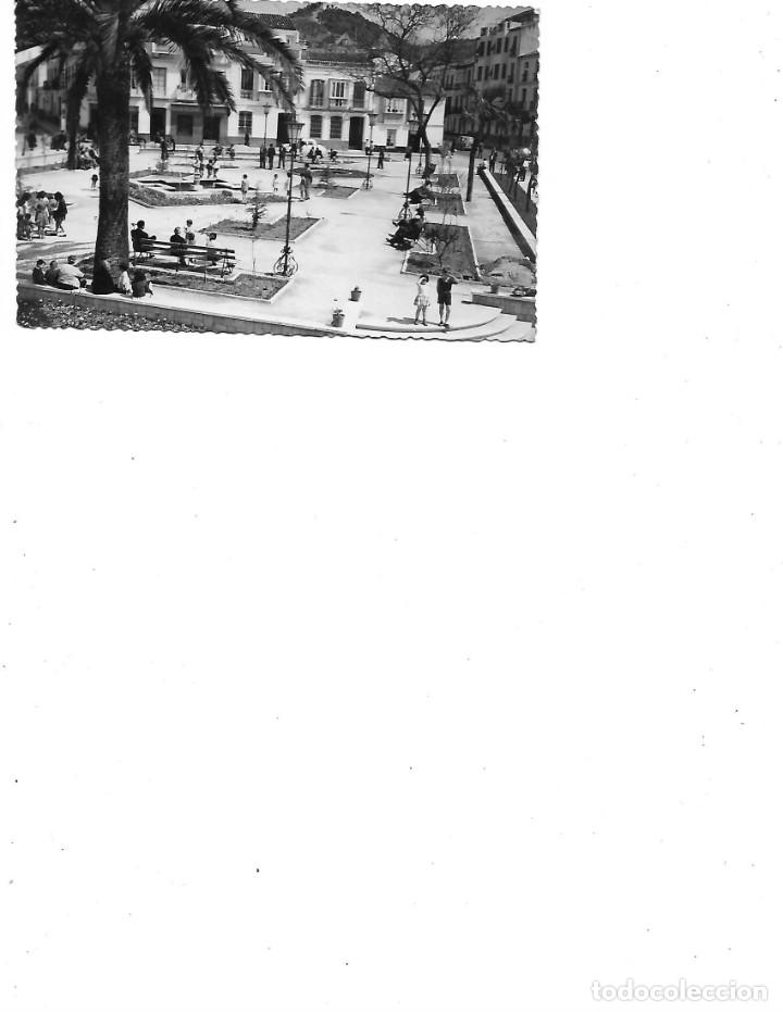 MALAGA PLAZA DE LA VICTORIA (Postales - España - Andalucia Moderna (desde 1.940))