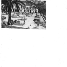 Cartes Postales: MALAGA PLAZA DE LA VICTORIA. Lote 224764810