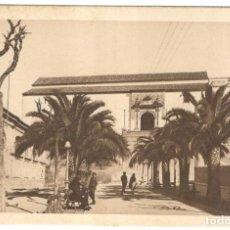 Postales: HUELVA. PASEO EDUARDO DATO, IGLESIA SAN PEDRO. Nº 7 L.ROISÍN, SIN CIRCULAR.. Lote 225183685