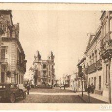 Postales: HUELVA. CALLE CANOVAS. Nº 14. L. ROISÍN, SIN CIRCULAR.. Lote 225184270