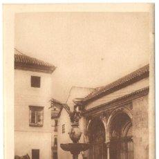 Postales: CÓRDOBA. PLAZA DEL POTRO Y MUSEO PROVINCIAL. ED. GONZALEZ: ESTANCO GRAN CAPITÁN.. Lote 225192426