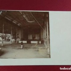 Postales: POSTAL FOTOGRÁFICA INTERIOR DEL MERCADO O SIMILAR. CÁDIZ. SIN CIRCULAR. Lote 226793340