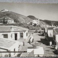 Cartoline: POSTAL FUENGIROLA ( CARVAJAL), MÁLAGA. CIRCULADA AÑO 1958. Lote 226802180